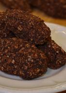Szyszki kakaowo-owsiane