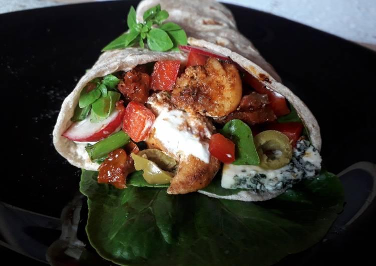 Tortilla (placki pp)