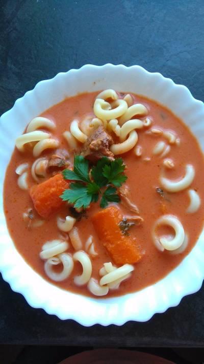 Zupa pomidorowa 🍅