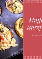 Mufiinki warzywne (bez mąki, masła, mleka)