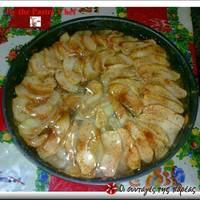 Ανοιχτή μηλόπιτα