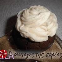 Κρέμα βουτύρου για διακόσμηση κέικ