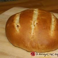 Ψωμί σπιτικό πρωτότυπο (hi-fi)