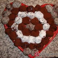 Θεϊκά τρουφάκια σοκολάτας