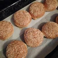 Ψωμάκια για σάντουιτς, τέλειες αναλογίες!