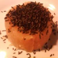 Χαλβάς με μέλι, αμύγδαλα και σταφίδες