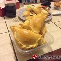 Ζύμη για πιτάκια με λουκάνικο ή τυρί