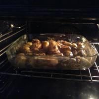 Πατάτες λουκουμαδάτες