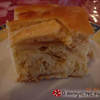 Μηλόπιτα (ή αλλιώς κέικ με μήλο)