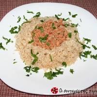 Σάλτσα για μακαρόνια με κιμά σόγιας