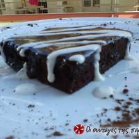 Ζουμερά brownies
