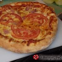 Ζύμη για πίτσα στο σπίτι, όπως στην πιτσαρία