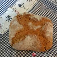 Ζυμωτό ψωμί με αλεύρι ζέας