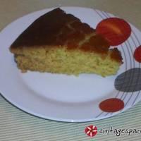 Νηστίσιμο κέικ πορτοκάλι 2