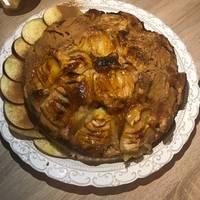 Μηλόπιτα γερμανική Apfelkuchen