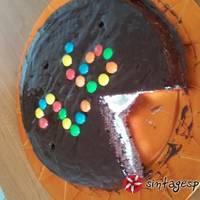 Πετυχημένο παντεσπάνι σοκολάτας