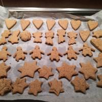 Μυρωδάτα μπισκότα κανέλας