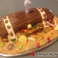 Κέικ κασελάκι θησαυρού