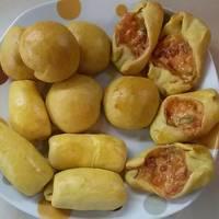 Τα λουκανικοπιτάκια της κυρίας Λουκίας (Αμφίκλεια)