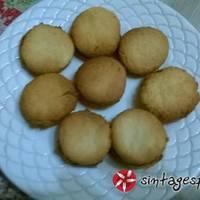 Εύκολα μπισκοτάκια ινδικής καρύδας