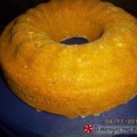 Κέϊκ με ξηρούς καρπούς χωρίς αβγά