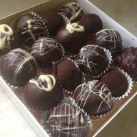 Τρουφάκια από μπαγιάτικο κέικ