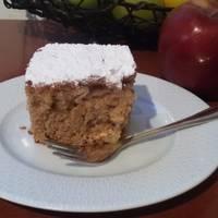 Νηστίσιμο Κέικ με τριμμένα μήλα