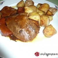 Πατάτες φούρνου με τη φλούδα
