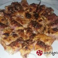 Μπουκίτσες κοτόπουλου με τυρί και μπέικον