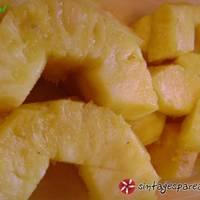 Πώς καθαρίζουμε τον ανανά