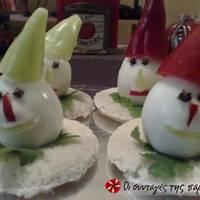 Αυγά αρλεκίνοι