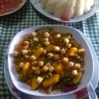Διάφορα λαχανικά και όσπρια λαδερά