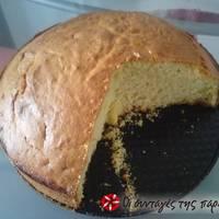 Αφράτο κέικ με γιαούρτι
