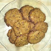 Μπισκότα βρώμης με κομμάτια σοκολάτας