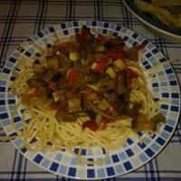 Ζυμαρικά με λαχανικά