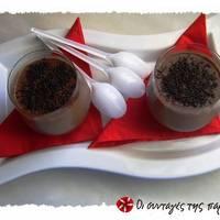 Κρέμα σοκολάτας με γάλα εβαπορέ