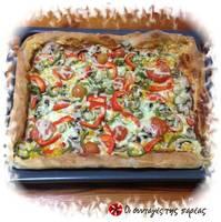 Ζύμη για Πίτσα 4