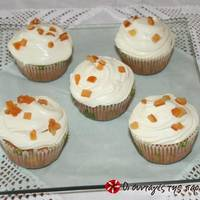 Μάφινς Πορτοκαλιού (Fresh Orange Muffins)
