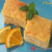 Πορτοκαλόπιτα χωρίς φύλλο