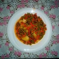 Κοκκινιστός αρακάς