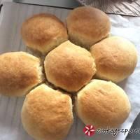 Αφράτο ψωμάκι μαργαρίτα