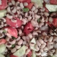 Μαυρομάτικα σαλάτα