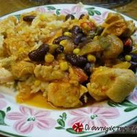 Mexican Κοτόπουλο
