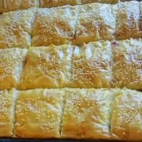 Τυρόπιτα με κρέμα τυριών