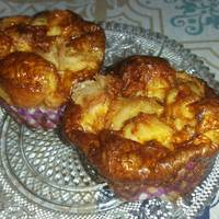 Ομελέτα cupcake
