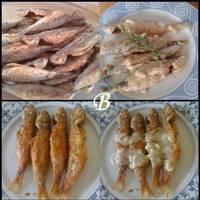 Ψάρια μαρινάτα