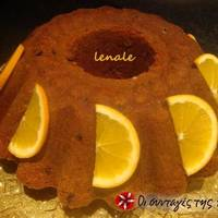 Κέικ με σοκολάτα και πορτοκάλι