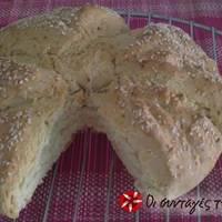 Ψωμί χωρίς μαγιά