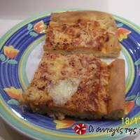Ζύμη για pizza, από τον Jamie Oliver!