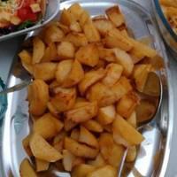 Νοστιμότατες πατάτες στο φούρνο